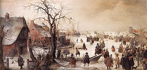 Hendrick Avercamp's art