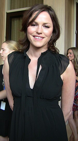 English: Actress Jorja Fox at 23rd Genesis Awa...