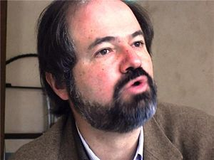 English: Photo of the mexican writer Juan Vill...
