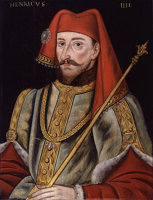 King Henry IV, by unknown artist. See source w...