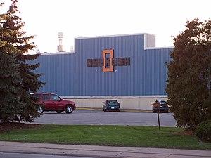 Image of a Oshkosh Truck's plant in Oshkosh, W...