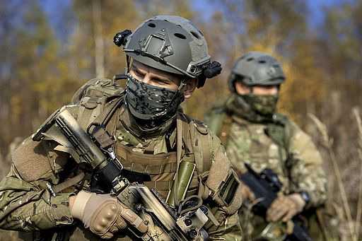 Special operations forces of the Russian Federation1