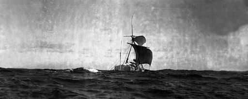 Still from Kon-Tiki movie