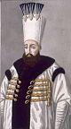 Chân dung Ahmed III bởi John Young