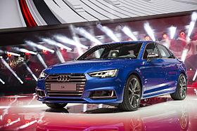 Audi S4 — Wikipédia