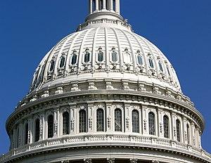 Dome, United States Capitol, Washington D. C.