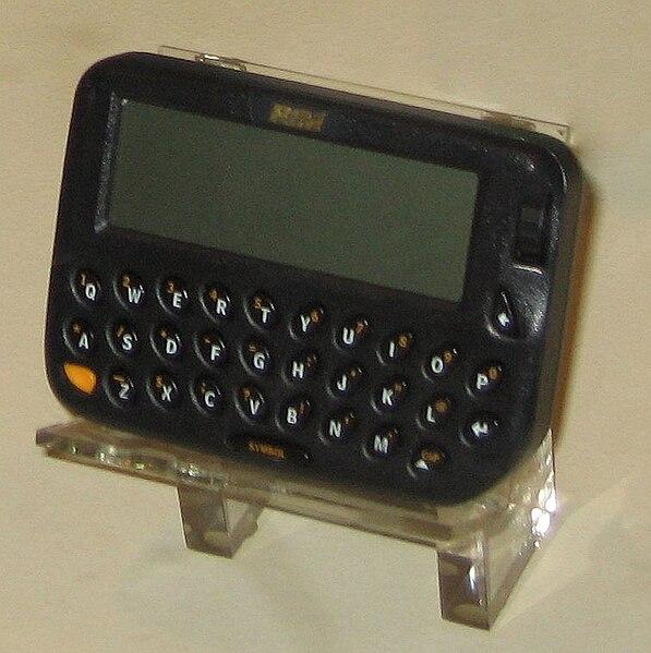 De originele BlackBerry