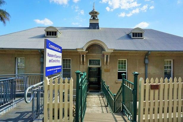 Commissariat Store, Brisbane - Joy of Museums - External 2
