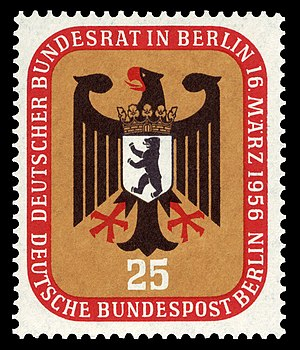 Bundesrat of Germany in Berlin :*Graphics by G...