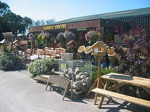 Everton nurseries garden centre.