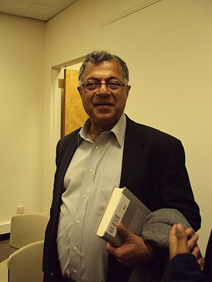 English: Girish Karnad visited Cornell Univers...