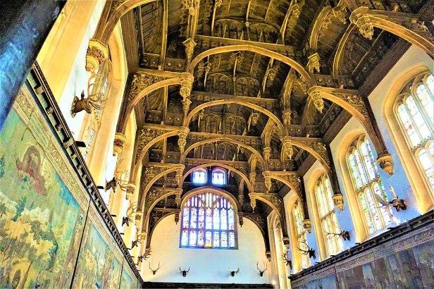 Henry VIII's Great Hall - Hampton Court Palace - Joy of Museums