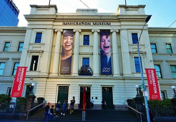 Immigration Museum, Melbourne - Joy of Museums - External