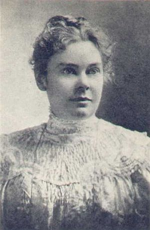 English: Lizzie Borden
