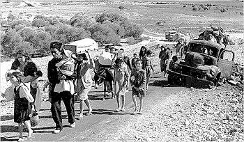 Palestinian refugees (British Mandate of Pales...