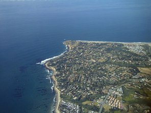 Point Dume Arial Shot