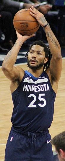 Derrick Rose Wikipedia