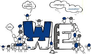 weWant2 was built to make innovation pervasive...