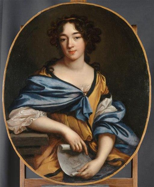 Self Portrait by Élisabeth Sophie Chéron