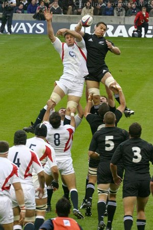 All Blacks v England