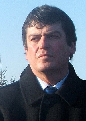 Bamir Tapi, president of the Albanian Republic