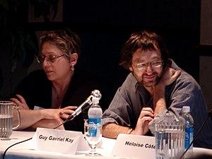 Elisabeth Vonarburg + Guy Gavriel Kay Congres ...