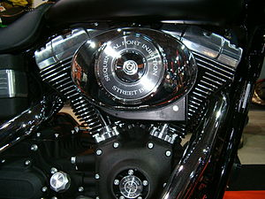 Harley-Davidson Twin Cam-engine