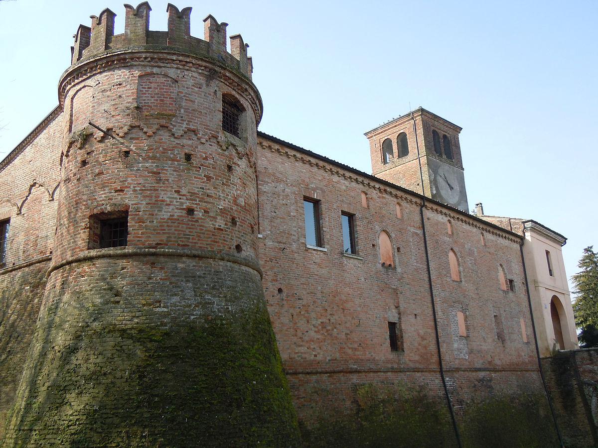 Castello Di Ostiano Wikipedia