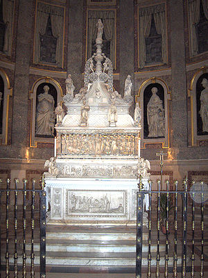Shrine of Saint Dominic, Basilica of Saint Dom...