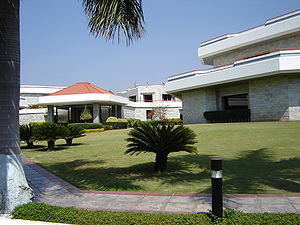 Satyam Technology Center at Bahadurpally, Hyde...