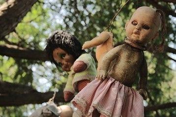 Xochimilco Dolls' Island