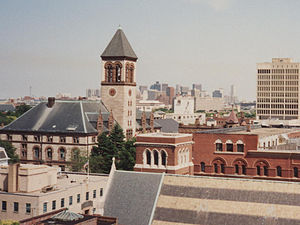 English: Cambridge Massachusetts - City Hall -...