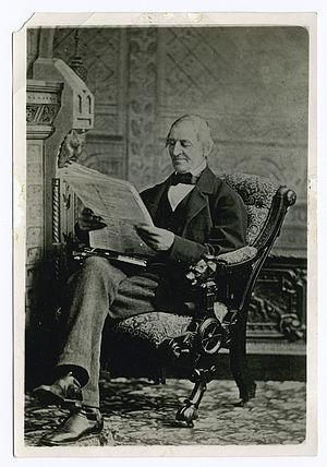 English: Photo of American Transcendentalist R...