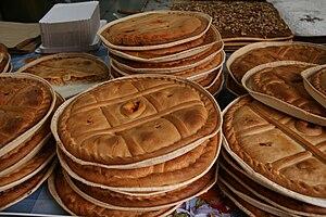 Español: Empanadas Gallegas