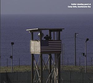 Guantanamo Guard Tower.