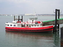 Hythe Pier Railway And Ferry Wikipedia