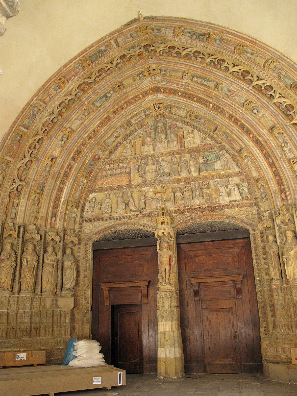 Iglesia De Santa Mar 237 A Deva Wikipedia La Enciclopedia