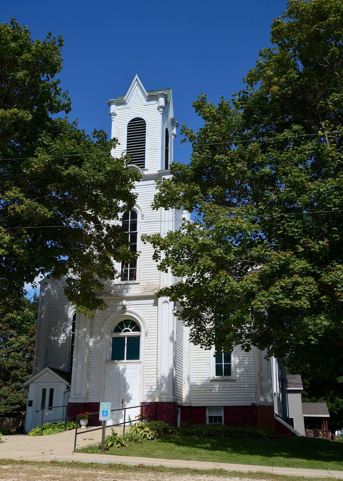 First Congregational Church Of Lamoille Wikipedia