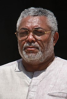 Image result for jerry john rawlings