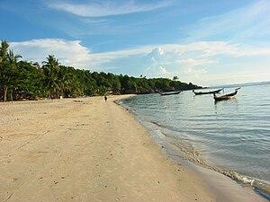 Koh Phangan Beach
