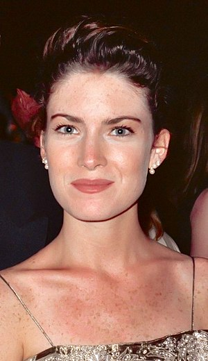 Lara Flynn Boyle at the 42nd Emmy Awards - Gov...