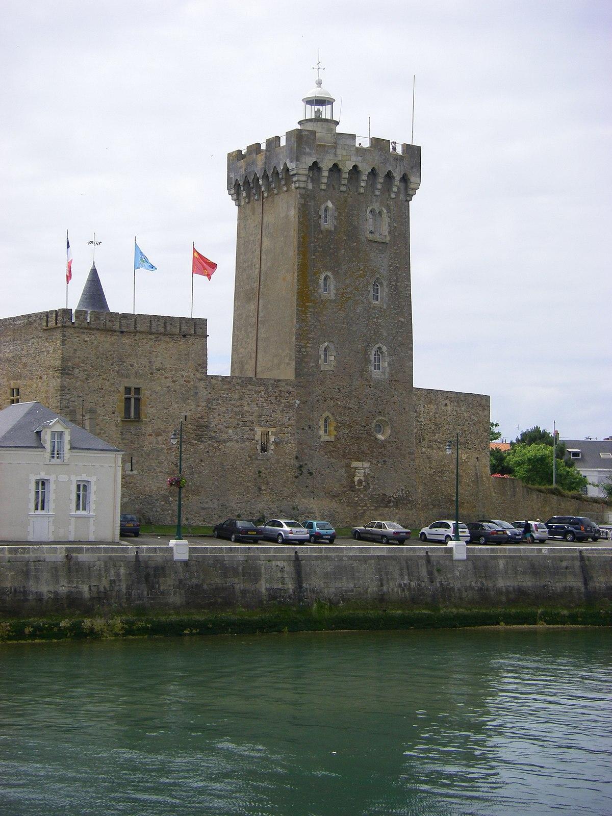 Phare De La Chaume Wikipdia