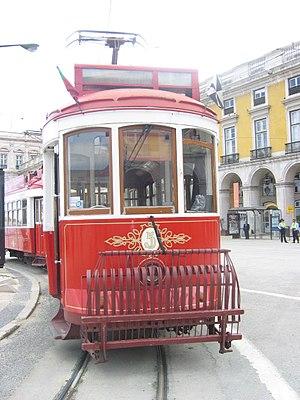 Lisboa-Tranvia