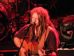 Newton Faulkner in Newcastle.