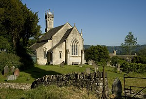 English: Saint John the Apostle Church in Shee...