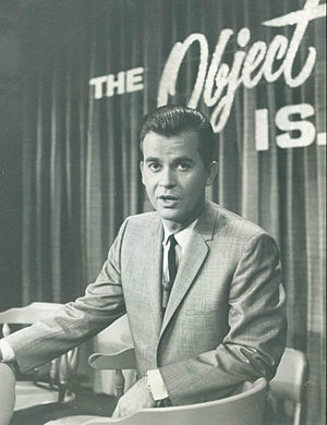 Publicity photo of Dick Clark from the televis...