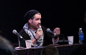 Colin Farrell at 2008 Slamdance Film Festival