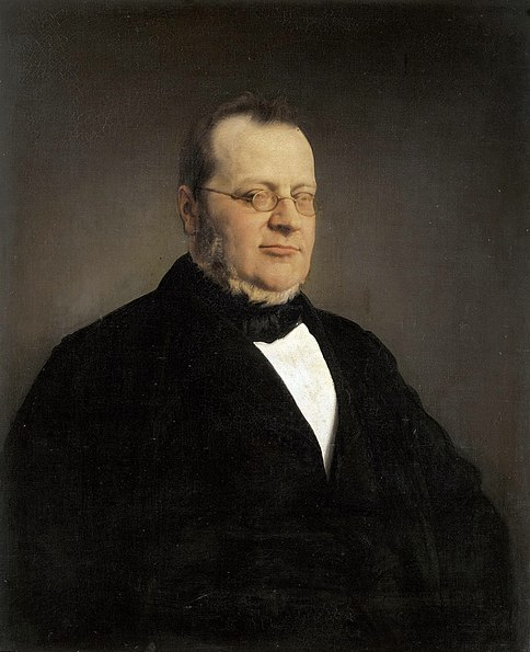 Camillo Benso, Count of Cavour.