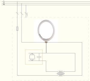 File:How to wire circular fluorescent lampJPG  Wikimedia