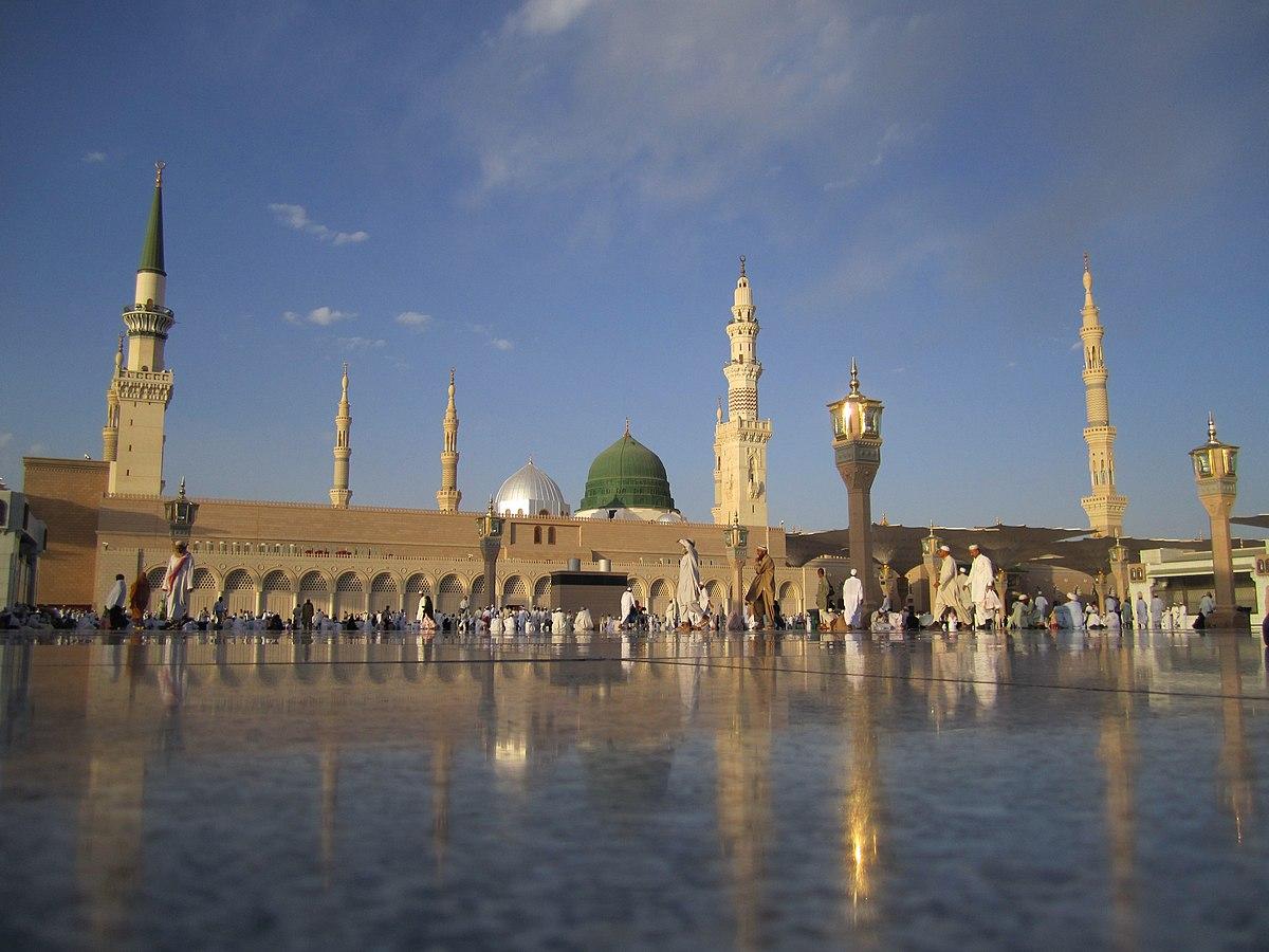 المسجد النبوي ويكيبيديا